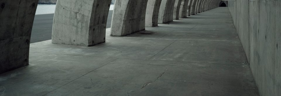 Our product is a revolutionary new two-part hybrid urethane for repairing concrete